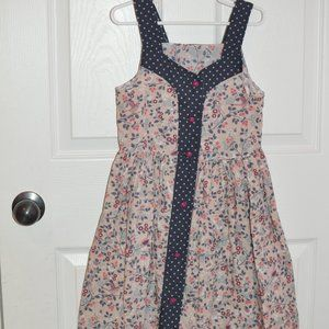 EUC Size 8 Very Little Time to Rest Plat Dress MJ